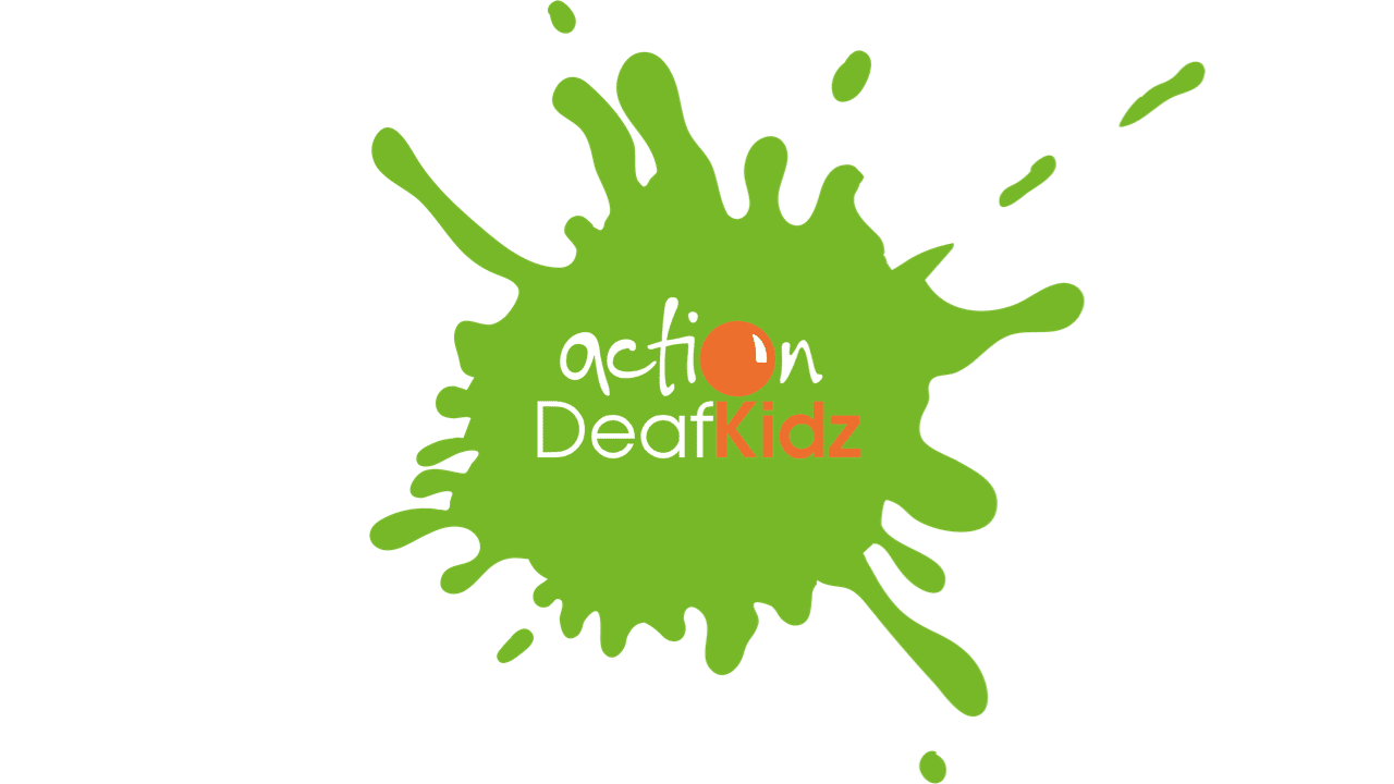 The Action DeafKidz Logo